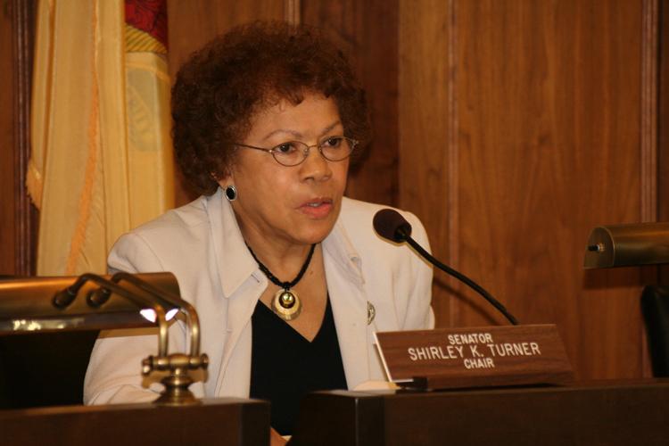Senator Shirley K. Turner (D-Mercer)