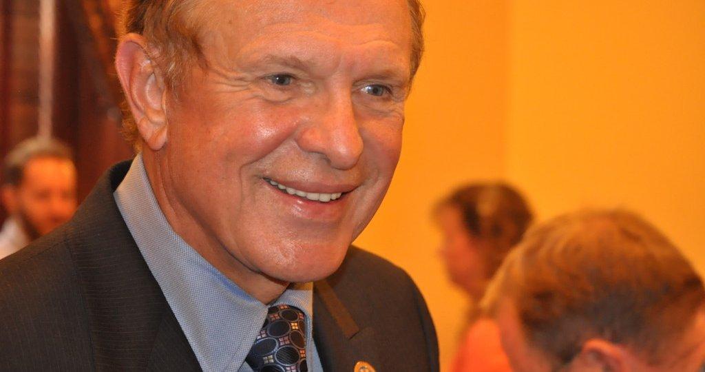 Senator Raymond Lesniak (D-Union)