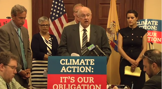 Smith and Norcross Call for Action against Climate Change