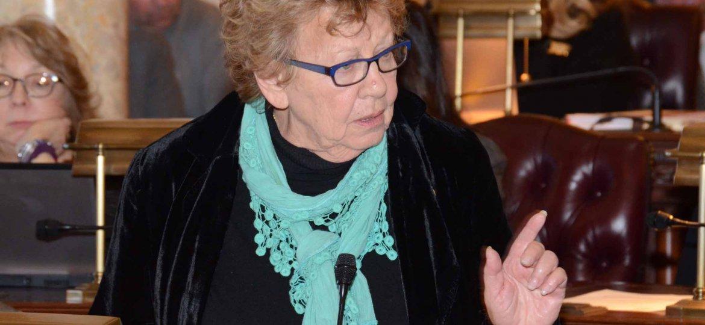 Senator Weinberg