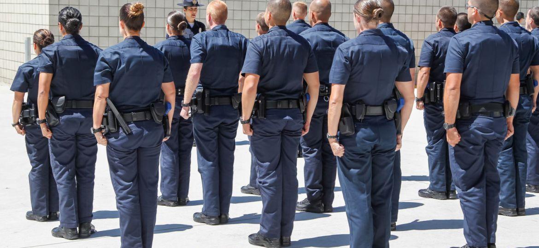Police Trainning